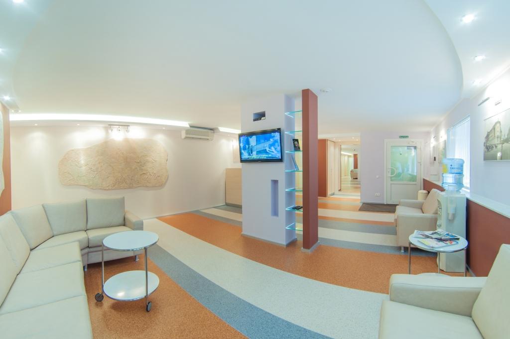Дизайн медицинских учреждений